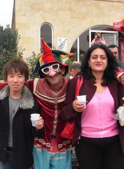 (English) areni wine festival