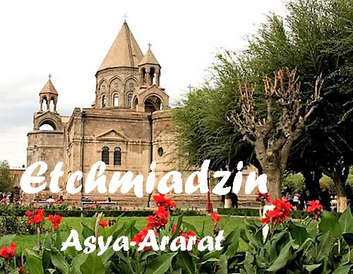 (English) Etchmiadzin