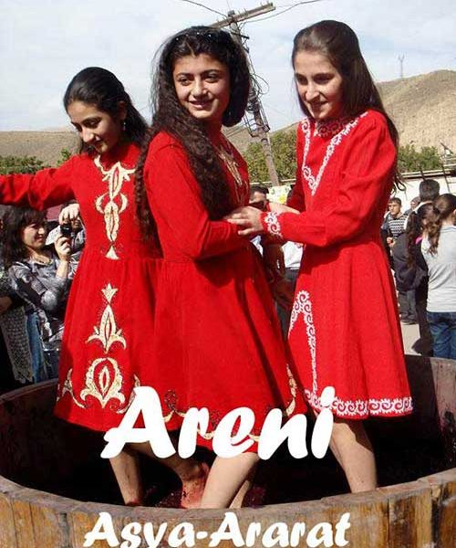 (English) Areni-Wine