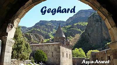 (English) Geghard